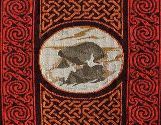 Celtic Knotwork Tapestry